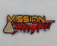 DISNEY MISSION BREAKOUT Guardians of the Galaxy Die Cut Title Scrapbook SSFFDeb