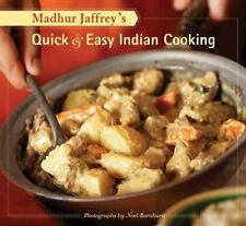 Madhur Jaffrey's Quick & Easy Indian Cooking (Paperback or Softback)