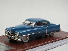 Great Iconic Models GIM 027a 1951 Cadillac Series 61 4-Door Sedan Blue 1:43