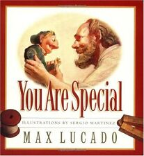 You Are Special (Board Book) (Max Lucados Wemmicks) by Max Lucado
