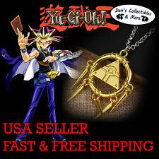Yu-Gi-Oh YGO Millennium Metal Puzzle YuGiOh Yugi Necklace Pendant Cosplay USA