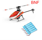 RC Helicopter Without Transmitter XK K110 BNF +5PCS Extra 520mAh Charger6CH