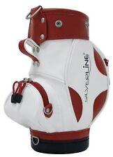 Mini-Golfbag für Wein-, Sekt- oder Champagnerflaschen - tolles Geschenk | NEU |