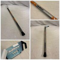 Debeer 6000 Lacrosse Stick Shaft Womens Orange Silver NWT YGI N1-LA16
