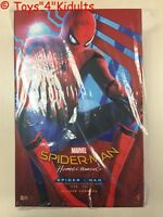 Hot Toys MMS 426 Spider-Man Homecoming (Deluxe Version) Peter Parker Figure NEW
