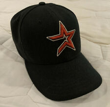 New Era Houston Astros Fitted Hat - Size 7 1/8