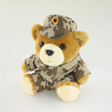 Bundeswehr Militär Teddy Camouflage Wüste Heer