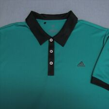 ADIDAS POLY GOLF SHIRT--XL--WRINKLE FREE--PERFECT--LOOKS TO BE UNWORN!!--NWOT!!