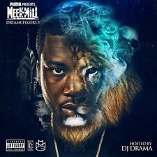 Meek Mill - Dreamchasers 3 Mixtape CD (No DJ) Maybach MMG Dream Chasers Chaser