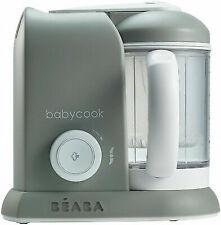 Beaba BABYCOOK SOLO 4 en 1 Bebé transmisor de fabricante de procesador De Alimentos Licuadora Verde De Jade