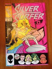 Silver Surfer volume 3 #1 July 1987