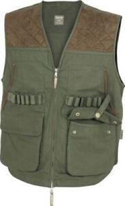 Jack Pyke Countryman Hunters Vest Gilet Hunting Fishing Shooting Beating Green