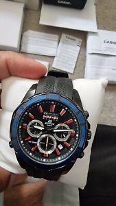 Casio Edifice EFR-534RBP-1AER INFINITI Red Bull Racing Limited Edition Watch.