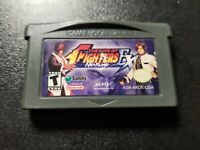 King of Fighters EX: Neo Blood Nintendo Game Boy Advance GBA Authentic Tested