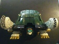 MIGHTY MORPHIN POWER RANGERS TOR Carrier Zord, BROKEN SHELL