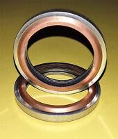 HEADER GASKET EXHAUST MANIFOLD GASKETS NSR 250 R MC21 1990-92 18293 KV3 004  060