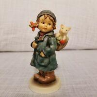 Hummel Goebel Figurine Lucky Friend Limited Edition #4158/5000