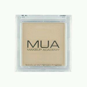 MUA Translucent Pressed Powder Makeup Setting Foundation Face Powder *FAST Post*