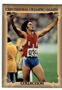 1996 Collect-A-Card Centennial Olympic Games Collection #10 Bruce Jenner