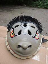 Raskullz Safety Helmet Small 50-54 cm Monster Spiky Head Bicycle Skate Boarding