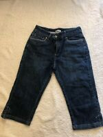 Lee Just Below the Waist Blue Jeans Shirts Size 10M