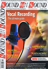 APPLE INTEL IMAC / VOCAL RECORDING	Sound on Sound	Jun	2006