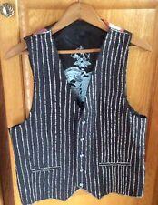 Sequin Vest Womans Vintage Size Medium
