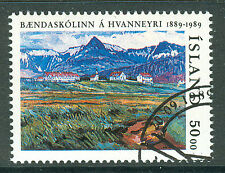 Family, Society Single Icelandic Stamps