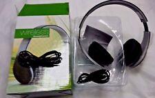 Wireless Headphone Bluetooth 4.0 Stereo Earphone Headset with Microphone Orange