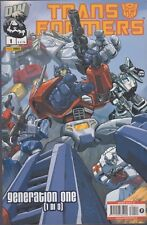original italian edition TRANSFORMERS GENERATION ONE # 1 Mega cult Panini comics