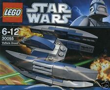 LEGO Star Wars The Clone Wars Geierdroide Jäger Vulture Droid 30055