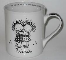 Enesco ~ Children of The Inner Light ~ Friends ~ 3D Coffee Cup Mug by Marci