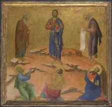 Duccio The Transfiguration A4 Print