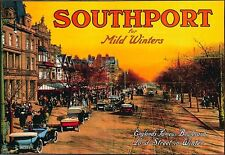 A3  Travel Art Poster Southport  Print