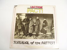 ACTION PACT - SURVIVAL OF THE FATTEST - RARE LP