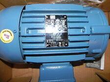 WEG Induction Motor 1.5hp. 575volt 1760rpm. 145jm frame. New Unused