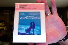The Music of Long Ago & Far Away- Vol. 3 & 4- various- new/sealed 8 Track tape