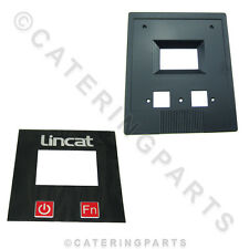 LINCAT EBM15 & OL03 REPLACEMENT FRONT FASCIA PLATE & STICKER FOR EB3F EB4F EB6F