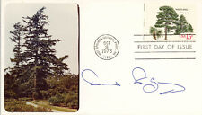 DENNIS GRAY - FIRST DAY COVER SIGNED