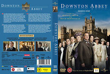 Downton Abbey - Season Series 1 - Complete on DVD Nordic Packaging (TB3)