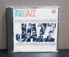 BEST OF CHESS JAZZ    (CD)     LIKE NEW     DB 2552