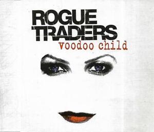Rogue Traders - Voodoo Child (2006 CD Single)