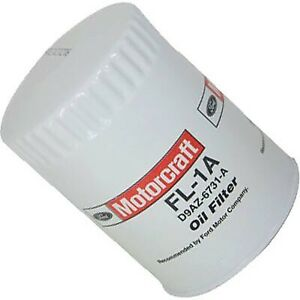 FL-1A Motorcraft Oil Filter New for Town and Country 240 260 280 Pickup Truck