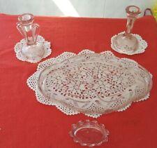 dressing  table set vintage