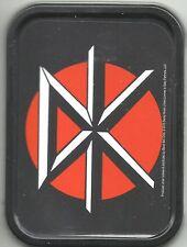 DEAD KENNEDYS dk logo 2015 oblong STASH TIN usa IMPORT official merchandise