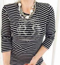 ZARA Women's Regular Striped Tops & Blouses