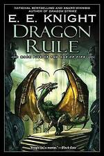 NEW Dragon Rule: Book Five of The Age of Fire by E.E. Knight