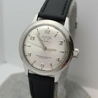 Vintage HILTON Men's Manual winding 17Jewels watch CAL.AS 1686 Swiss made 1960s