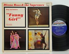 Diana Ross  &  The Supremes       Funny Girl       FOC       USA         NM # D