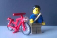 LEGO 60051 CITY TRAIN Le facteur et son vélo
